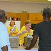 Louisiana Memorial UMC feeds community through Wesley's Table
