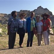 Bishop Harvey traces the travels of the Apostle Paul, looks forward to Holy Land tour in 2016