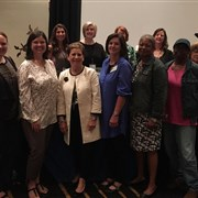 Louisiana Clergywomen enjoy SCJ Consultation