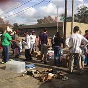 Louisiana Avenue United Methodist Church creates 'Impact' through homeless ministry