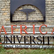 Africa University student thanks Louisiana Conference for scholarship assistance