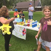 New Life Community Church hosts Pokemon refreshment break on church grounds