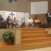 Gretna UMC hosts open conversation on relations between police and community