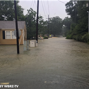 Historic Flooding in South Louisiana