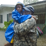 Video highlights devastation from historic flooding in Louisiana